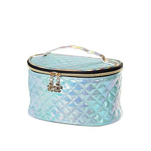 DaoRier Tragbare wasserdichte Kulturtasche, wasserdichte Kulturtasche Multifunktionale Kosmetiktasche Reise-Make-up-Taschen für Frauen Mädchen