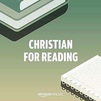 Christian for Reading