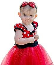 فستان احمر -بنات