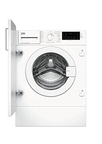 Beko WMI 71433 PTE Waschmaschine Frontlader (Einbau) / A+++ / 1400 UpM / Automatische Unwuchtkontrolle