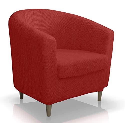 Bartali Funda elástica para Sillón IKEA Modelo Tullsta Cabriolet butacón Chesterfield Protección butaca