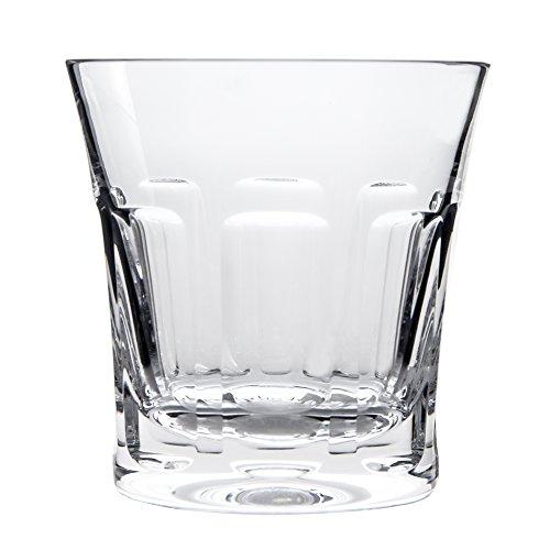 Vetro sévres Segovie Set di Bicchieri Whisky, Vetro, 10x 10x 10cm, 2Pezzi
