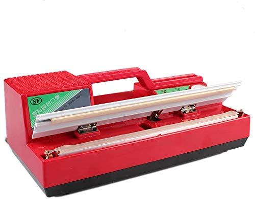 Perfect Sealer Machine Sf-270 Desktop Hand druk plastic zak sluitmachine huishouden theezakje voedsel zak Sealing en Scherpe Machine goed gesloten makkelijk te gebruiken