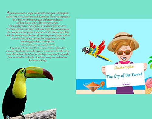 The Cry of the Parrot: A Novel (English Edition)