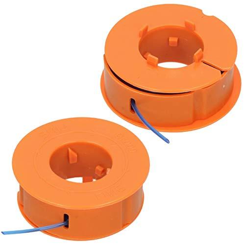 Spares2go - Juego de 2 bobinas y líneas para Bosch ART23 ART26 ART30 Strimmer