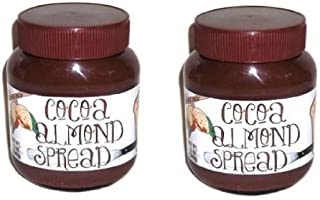 Trader Joe's Cocoa Almond Spread Delicious Blend of Almond Butter & Cocoa - Excellent on Toast , Pancakes & Waffles - Two Pack by Trader Joe's [Foods]