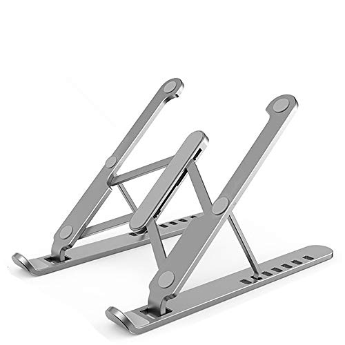 Maxesla Laptop Stand Adjustable Height, Adjustable Laptop Stand for Desk...