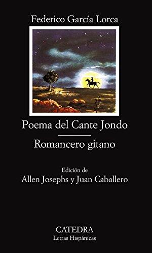 Poema Del Cante Jondo / Romancero Gitano (Letras Hispanicas) (Spanish Edition)