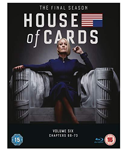 House of Cards - Season 06 [Reino Unido] [Blu-ray]