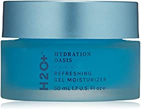Refreshing Gel Moisturizer for Face with Hyaluronic Acid   H2O+ Japanese Skin Care   Luxury Clean Beauty   Hydration Oasis Collection