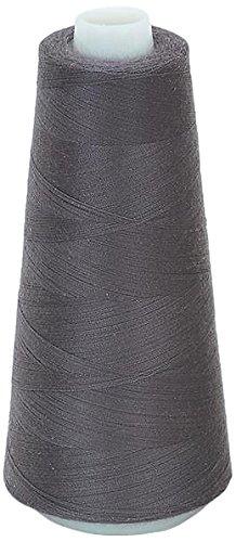 Coats Thread & Zippers 6110-120 Surelock Overlockgarn, 3000 Yard, Oxford Grey