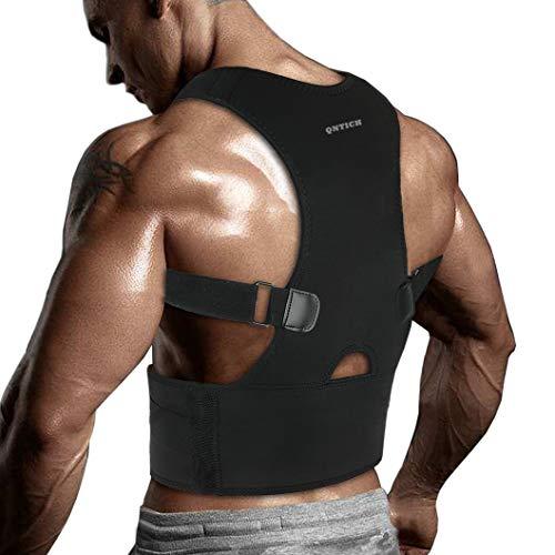 QNTICH Back Brace Posture Corrector