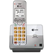 AT&T Teléfonos inalámbricos, 1 Unidad, 1 Handset, Plateado