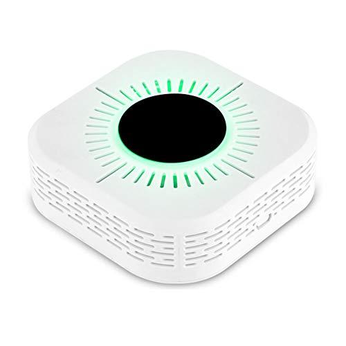 Kohlenmonoxid und Rauchmelder, Zwei-in-one Composite-CO Haushalt Multifunktionale Feuerdetektor