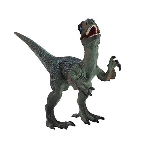 Realistic Dinosaurs Action Figures,Jurassic World Dinosaur Toy,High Simulation Hand-Painted Real Feel Animal Model,Early Science Education and Collectible Toys for Kids,Dino Toy for 5+ Years Old Boys