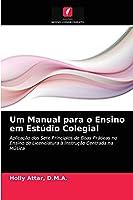 Um Manual para o Ensino em Estúdio Colegial