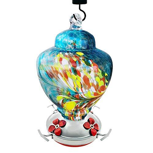 Funnyfeng Kolibri drinkfontein, wilde vogel, tuin, beschilderd, fontein, wilde fontein, voor de dagelijkse vogel