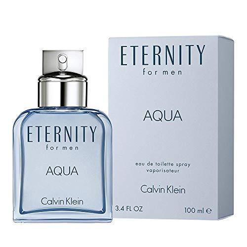Calvin Klein Eternity Men Aqua, homme/man, Eau de Toilette, 100 ml