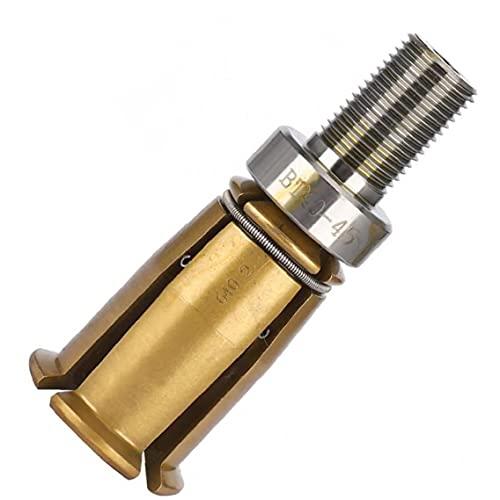Tire Rosca del eje Garra abrazadera BT40-45 Grado externa fresadora CNC Centro de husillo automático cambiador de herramientas, partes móviles lineales