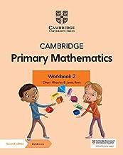 Cambridge Primary Mathematics Workbook 2 with Digital Access (1 Year) (Cambridge Primary Maths)