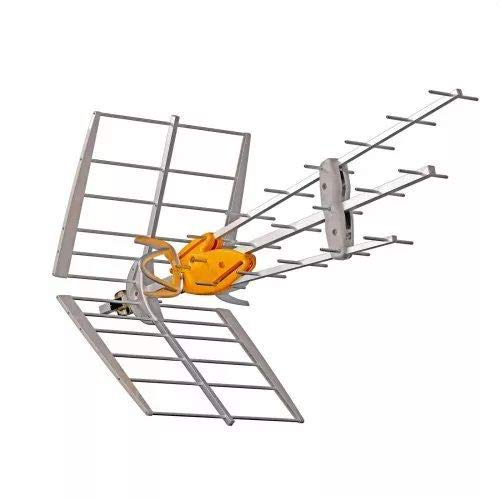 Antena DAT BOSS UHF con 45 dB de ganancia