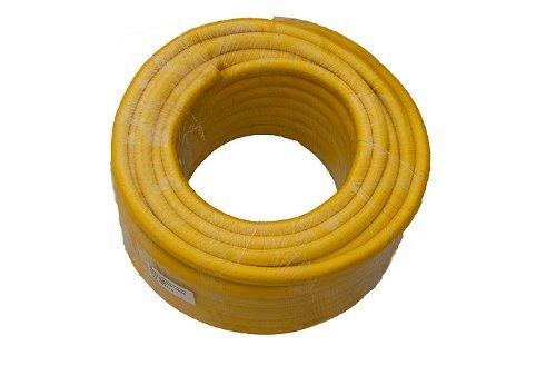 Yellow Garden Hose Tuyau renforcé Pro Anti Kink Longueur 60M Bore 12Mm