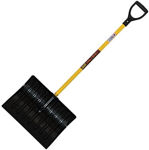 MRC Seymour Commercial Snow Gifts Inventory cleanup selling sale Shovel Handle In Fiberglass with 18