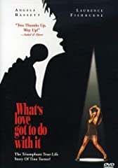 What's love got to with it (widescreen) - DVD Brand New