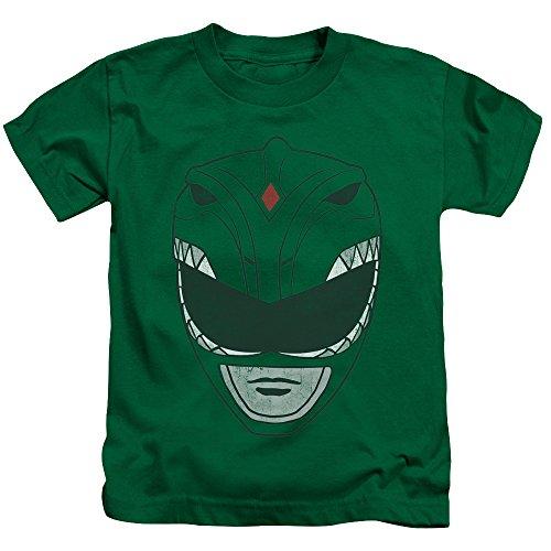 Juvenile: Power Rangers - Green Ranger Kids T-Shirt Size 5/6
