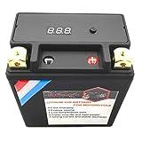 KP5L-BSオートバイLiFePO4バッテリー12v -リン酸リチウムイオンバッテリー高性能-メンテナンスフリー-BMS電圧保護-ホンダYUASAヤマハETX5L BS YTX5L-BSの交換