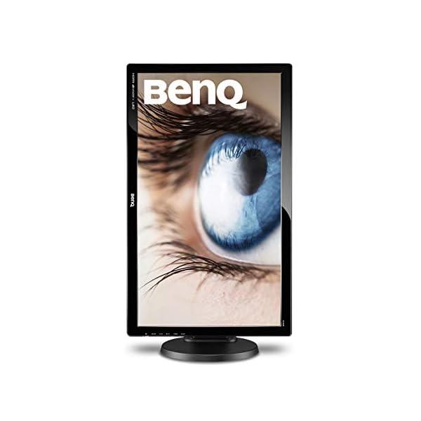 BenQ GL2450-T FHD VGA/DVI-D Technologies Eye-Care Flicker-Free et Low Blue Light Monitor, Black, 24 inch 5