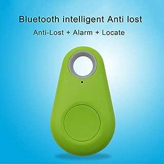 XuBa Smart Mini Waterproof Blueteeth GPS Tracker for Pet Dog Cat Keys Wallet Bag Kids Green