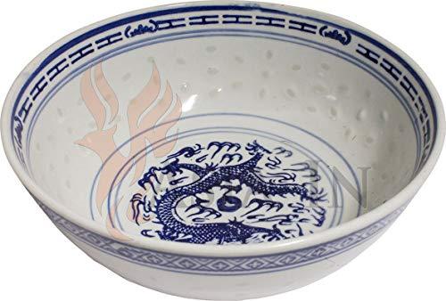 Schale aus Porzellan 20cm China Schale
