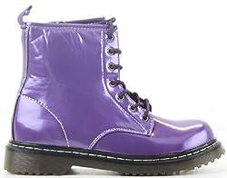 Ladies Punk Ankle Boots