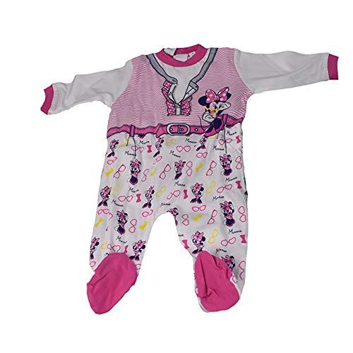 Disney Minnie jersey-pak, kleur roze