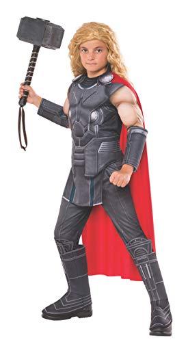 Rubie 's offizielles Marvel Ragnarök Thor, Premium-Kinderkostüm