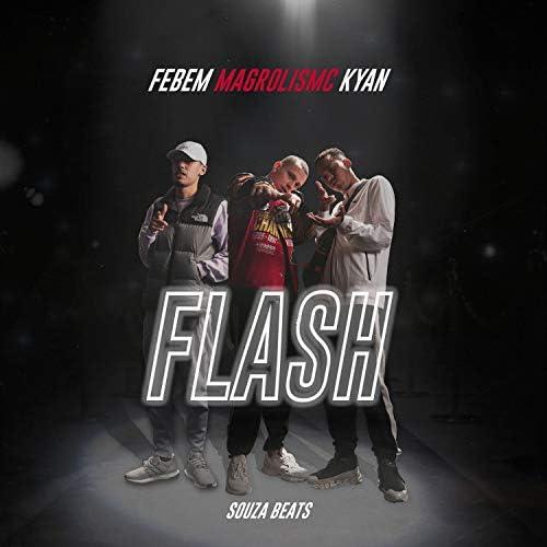 MagrolisMC, Febem & Kyan feat. Souza Beats