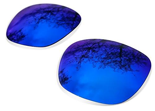 Sunglasses restorer Verres de Rechange Pour Oakley Holbrook, Blue Mirror Polarisé