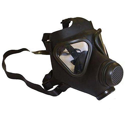 Armeeverkauf M65Z BW Schutzmaske ohne Filter Gr. 2