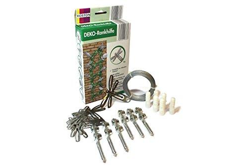 Décorative de jardin avec câble danDiBo ambiente 120705 support pour décoration de jardin avec motifs 6 assortis