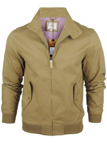 Para hombre Brave Classic Harrington Soul reactivos a la Casual Summer ligera chaqueta de hípica para niños Bomber.