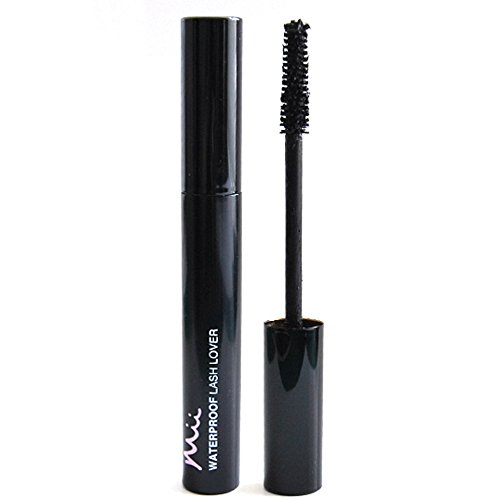 Mii Cosmetics Waterproof Volumising Lash Lover Mascara Faith, Black, 7 millilitre