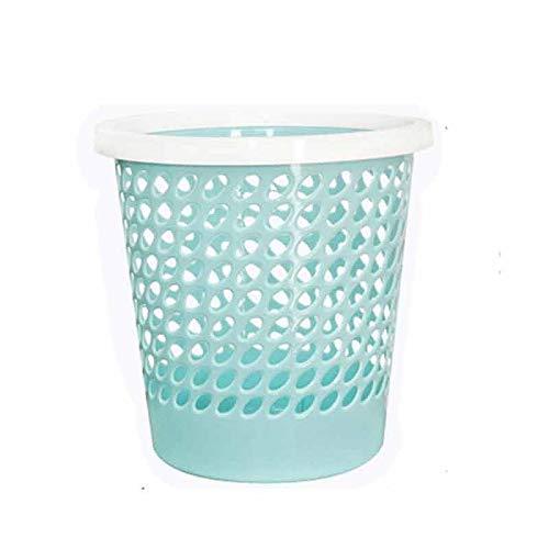 GUAPIHUO YLIJUN-LAJTO Max 75% OFF Waste Bins New life Trash Can Wastebasket Hollow