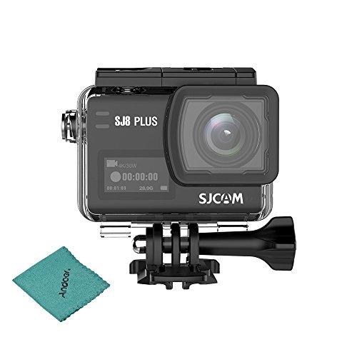 SJCAM SJ8 Plus Câmera Ação WiFi Tela Dupla
