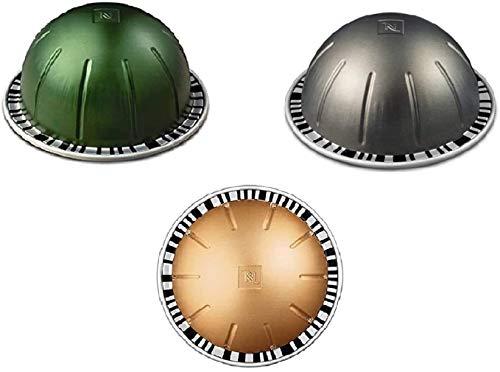 Brand New Nespresso Vertuo Original Mix Long Expiry Coffee Pods Capsules Melozio Fortado Stormio 30 Pods 3 Sleeves