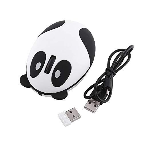 Ratón Óptico Sin Hilos De La Computadora De La Panda 2.4GH