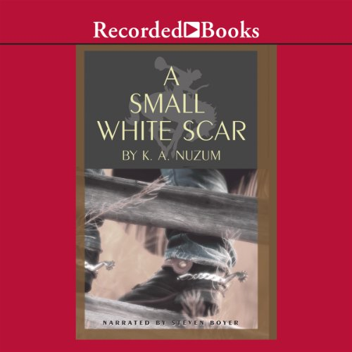 A Small White Scar cover art