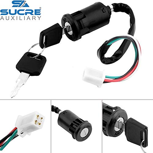 Sucre - Interruttore di accensione a chiave universale per