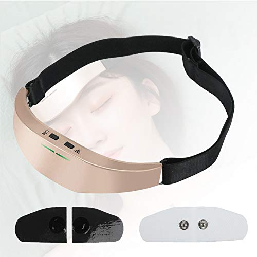 EnweMahi Hypnosis Aid Electric Pulse Massage, Sleep Aid Machine No Medication Required Not Hurt, Hypnosis Device 3 Modes 15 Minutes Timer