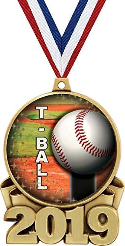 Kids Baseball Medals, 3